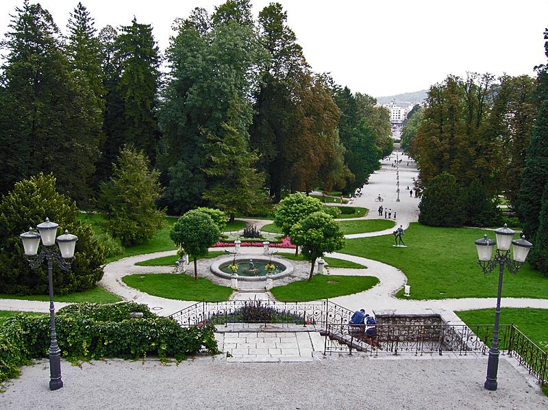 Parco tivoli lubiana lubiana eventi e dintorni - Parco tivoli piscina ...