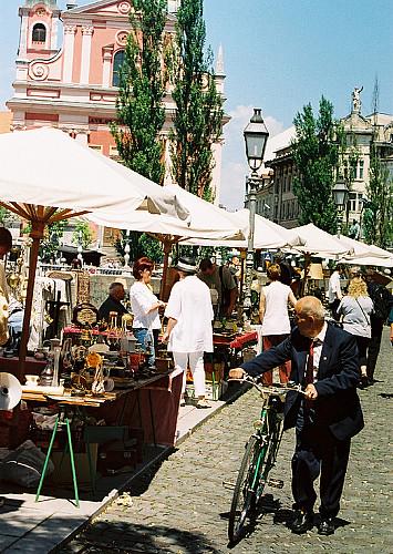 mercatino delle pulci lubiana lubiana eventi e dintorni